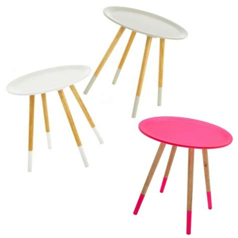 tabouret blanc fly