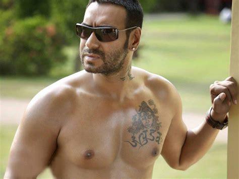 ajay devgan sexy body hd bollywood actors wallpapers