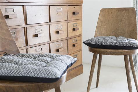 faire des galettes de chaises mes galettes de chaise mondial tissus