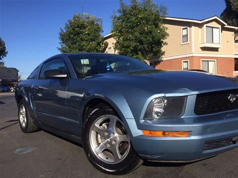 car owners manuals for sale 2005 ford mustang on board diagnostic system 5th generation 2005 ford mustang v6 manual for sale mustangcarplace
