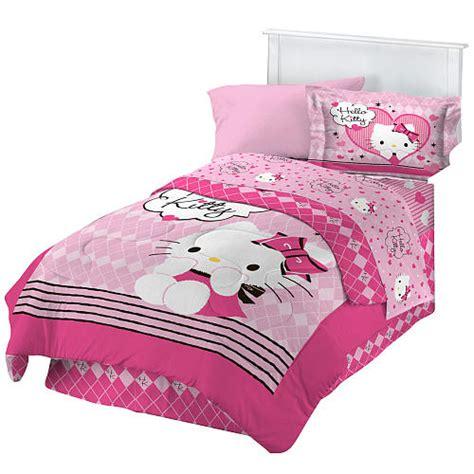 kitty full comforter set amulette