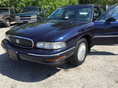 1998 Buick Lesabre For Sale by 1998 Buick Lesabre For Sale In Indianapolis In