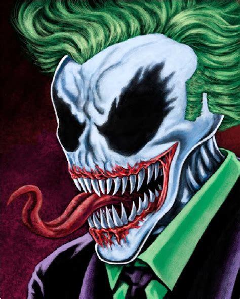 joker drawings  give  nightmares