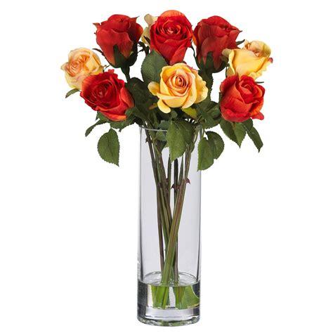 Flower Arrangements In A Vase by Flowers In A Vase Pictures Gt Silk Arrangements