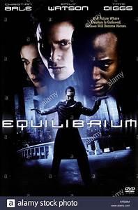 FILM POSTER EQUILIBRIUM (2002 Stockfoto, Bild: 78304540 ...