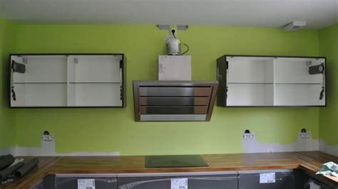 pose meuble haut cuisine fixer meuble haut cuisine placo