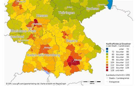 Frühlingsanfang 2018 Deutschland by Kaufkraft Der Deutschen Steigt 2018 Um 2 8 Prozent