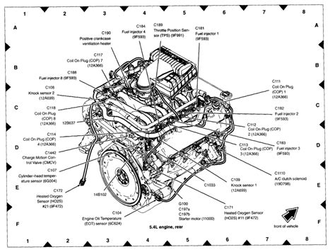 2000 Ford Crown Victorium V8 Engine Diagram by F150 Cylinder Diagram Wiring Diagram On The Net