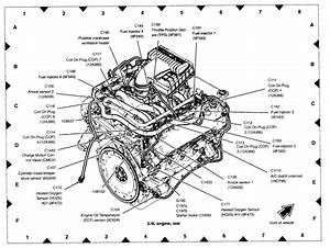Diagram Of Engine 2003 Ford Expedition 5 4