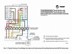 Trane Thermostat Wiring Diagram