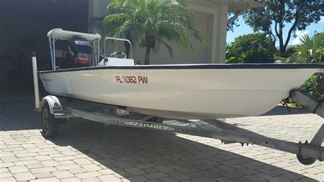 Hells Bay Boats For Sale Craigslist by Sold Expired Skiff For Sale Simple Shallow