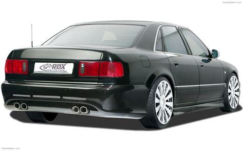 Rdx Race Design Aerodynamic Kit For Audi A8d2 Widescreen