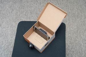 Was Kann Man Aus Einem Schuhkarton Basteln : beamer f r das smartphone einen mini projektor selber bauen ~ Frokenaadalensverden.com Haus und Dekorationen