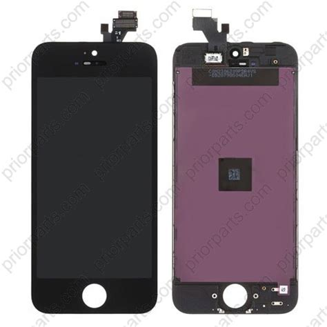 iphone 5 screen for iphone 5 lcd display screen assembly black