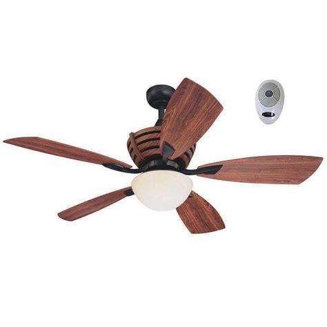 black outdoor ceiling fan shop harbor breeze teak 52 in matte black downrod mount