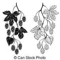 foto de Decorativo stilizzato silhouette piante rami
