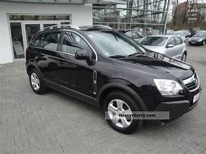 Opel Antara Edition Pack : opel antara 2 0 cdti dpf suv 4x4 navi edition 2008 box type delivery van photo and specs ~ Gottalentnigeria.com Avis de Voitures