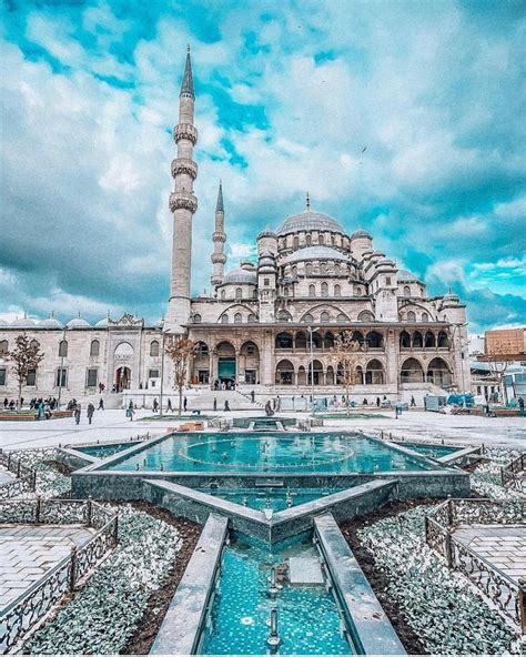 Blue Mosque Istanbul 💙 Blue Istanbul Mosque