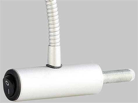 Lunartec LED Leselampe Bett: Ultrahelle LED Lampe mit