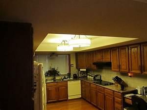 Update kitchen lighting for Update kitchen lighting
