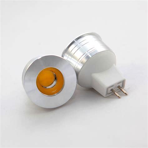 cheap price dimmable mr11 gu4 5w cob led spot light
