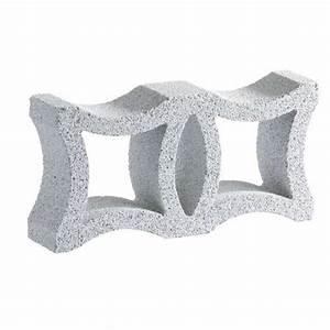 Claustra Beton Blanc : claustra en b ton mod le 337 coloris blanc tous les produits claustras prixing ~ Melissatoandfro.com Idées de Décoration