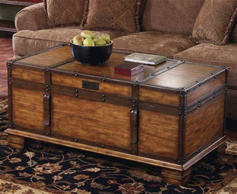 Some Ideas About Coffee Table Trunks  Interior Design Ideas