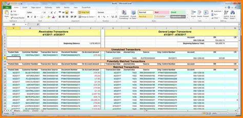 financial ledger excel ledger review