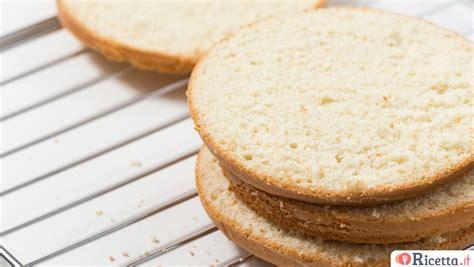 Come Bagnare Il Pan Di Spagna Ricetta Torta Mimosa Consigli E Ingredienti Ricetta It