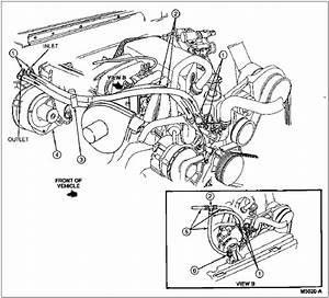 2002 Ford F150 Heater Hose Diagram