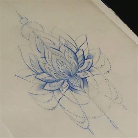 lotus mandala sternum tattoo recherche google tattoo