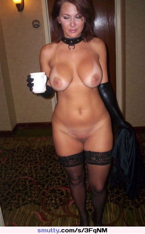 Love The Gloves Hotwife Sexy Stockings Milf Mature