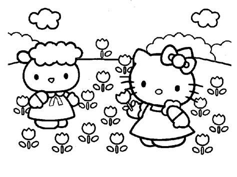 Poltroncina Per Bambini Di Hello Kitty : Disegni Da Stampare E Colorare Hello Kitty Archives