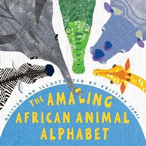 Cover Letter Structure Amazing African Animal Alphabet By Jones