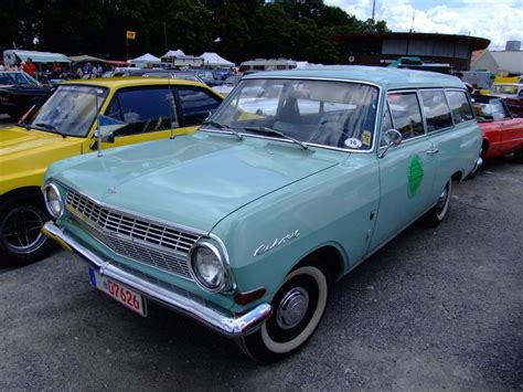 Opel Automobiles by Opel Rekord Series A