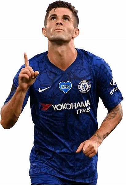 Christian Pulisic Render Footyrenders Chelsea Football