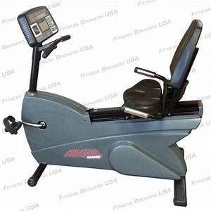 Life Fitness 9500hr Exercise Bike Manual
