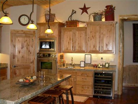 Rustic Wine Themed Kitchen Decor