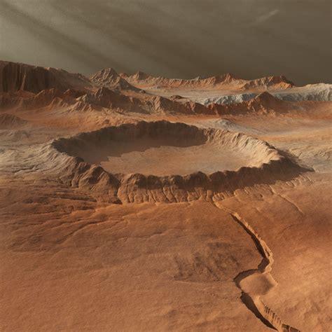 Mars Landscape