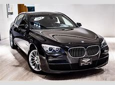 2014 BMW 7 Series 740Li xDrive Stock # P281877 for sale