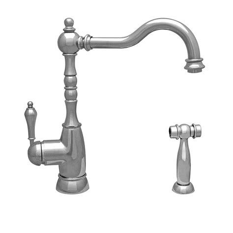 whitehaus kitchen faucets whitehaus collection englishhaus single handle standard