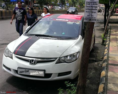 Modified Silver Cars by Team Bhp Pics Tastefully Modified Cars In India
