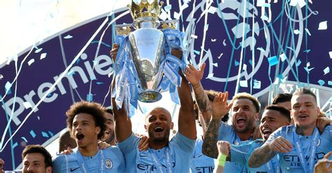 [16+] Manchester City Premier League Champions 2019 ...