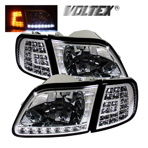 1997 2002 ford f150 expedition led headlights