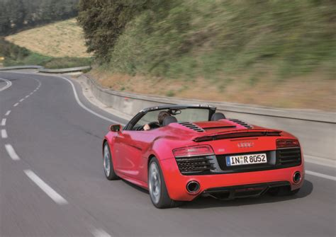 2015 Audi R8 Spyder Review