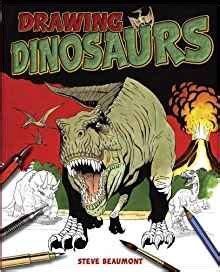 drawing dinosaurs steve beaumont 9781848376052