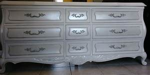 Pearl, Bombay, Hand, Painted, Dresser