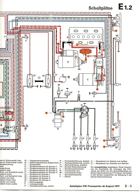 vw bug wiring wiring diagram