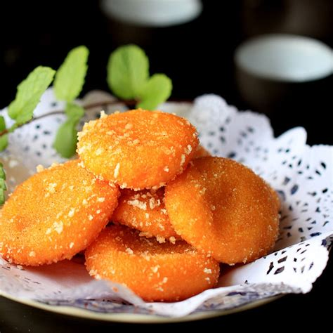 chinese pumpkin cake china sichuan food