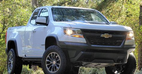 Short Report 2018 Chevrolet Colorado Zr2 Ny Daily News
